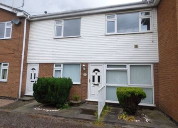 Thumbnail 2 bed maisonette to rent in Evesham Court, Toton, Nottingham