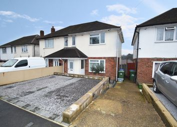 Thumbnail 2 bed semi-detached house for sale in High View Way, Southampton