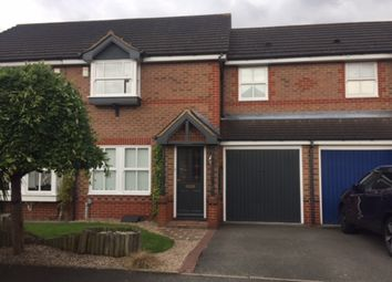 Thumbnail 3 bed terraced house to rent in Hawnby Grove, Sutton Coldfield