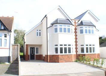 Thumbnail 3 bed semi-detached house for sale in York Road, Southchurch, Southend-On-Sea