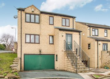 Thumbnail 4 bedroom detached house for sale in Marbridge Court, Bradford, West Yorkshire