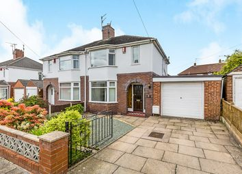 Thumbnail 3 bed semi-detached house for sale in Ronson Avenue, Clayton, Newcastle-Under-Lyme