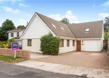 Thumbnail 5 bed detached house for sale in Bedwas Road, Caerphilly
