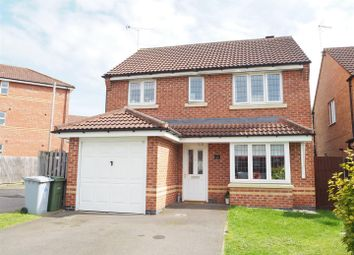 Thumbnail 3 bed detached house for sale in Williams Lane, Balderton, Newark