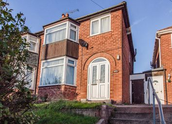 Thumbnail 3 bed semi-detached house for sale in Dyas Avenue, Birmingham, West Midlands