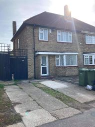 Thumbnail 3 bed semi-detached house to rent in Oaks Lane, Ilford