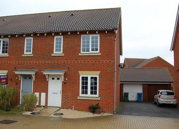 Thumbnail 3 bed semi-detached house to rent in Mallow Road, Minster On Sea, Sheerness, Kent