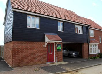 Thumbnail 2 bedroom maisonette to rent in Mortimer Road, Suffolk, Bury St Edmunds, Suffolk