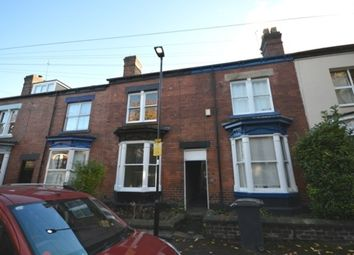 Thumbnail 4 bed terraced house to rent in Wath Road, Sheffield