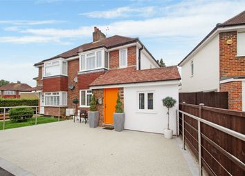 Thumbnail 3 bed semi-detached house for sale in Skylark Road, Denham, Uxbridge