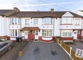 Thumbnail 3 bed terraced house to rent in The Fairway, Gravesend, Kent