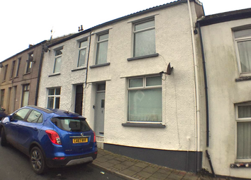 Thumbnail Terraced house for sale in Belmont Terrace, Porth