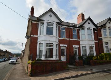 Thumbnail 4 bed end terrace house to rent in Llwynfen Road, Pontyclun