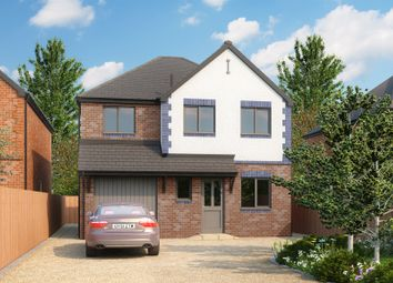 Thumbnail 4 bedroom detached house for sale in Coleshill Road, Marston Green, Birmingham