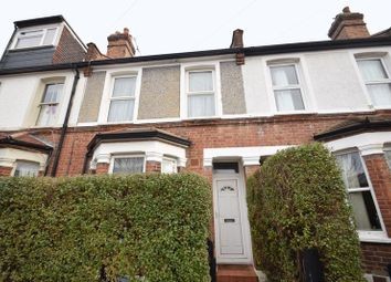 Thumbnail 2 bedroom terraced house for sale in Grove Road, London