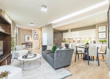 Thumbnail 2 bed flat for sale in Mnahattan Plaza, Canary Wharf