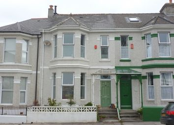 Thumbnail 4 bed terraced house for sale in Devon Terrace, Mutley, Plymouth