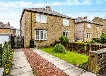 Thumbnail 3 bedroom semi-detached house for sale in Cliffe End Road, Huddersfield
