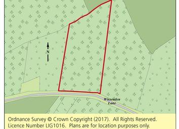 Thumbnail Property for sale in Land Odiam Wood, Wissenden Lane, Bethersden, Ashford, Kent
