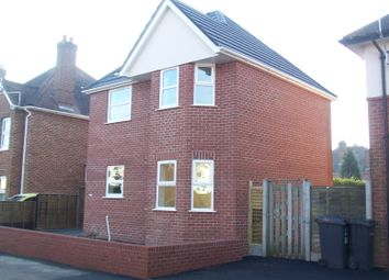 Thumbnail 2 bedroom detached house to rent in Malmesbury Park Road, Charminster, Bournemouth