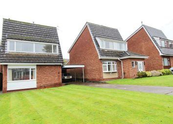 Thumbnail 3 bed detached house for sale in Kent Close, Walkden, Manchester