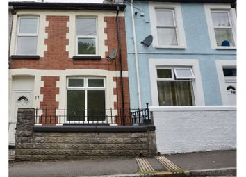 Thumbnail 3 bedroom terraced house for sale in Upper Adare Street, Pontycymer, Bridgend