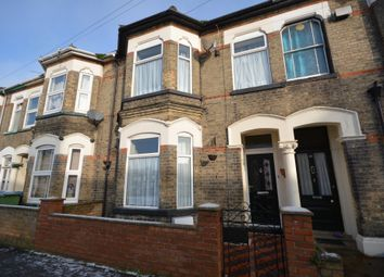 Thumbnail 4 bed terraced house for sale in Regent Road, Lowestoft