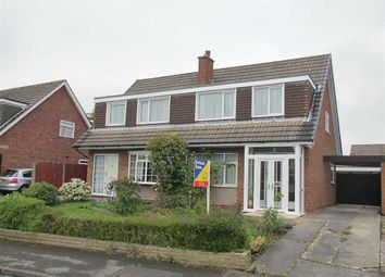 Thumbnail 3 bed semi-detached bungalow to rent in Compton Green, Fulwood, Preston