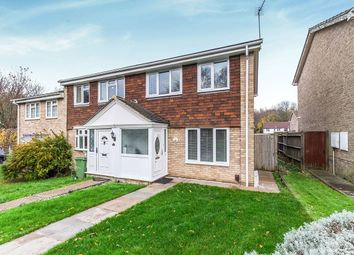 Thumbnail 3 bed terraced house for sale in Yew Tree Close, Chatham
