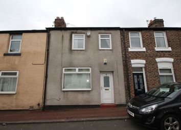 Thumbnail 2 bedroom terraced house for sale in Finsbury Street, Monkwearmouth, Sunderland