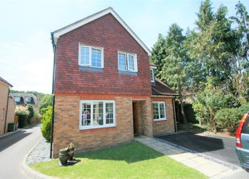 Thumbnail 4 bed detached house for sale in Jays Close, Bricket Wood, St. Albans