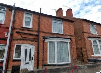 Thumbnail 3 bed terraced house to rent in Willow Road, Carlton, Nottingham