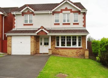 Thumbnail 4 bed detached house for sale in Gilchrist Way, Wishaw