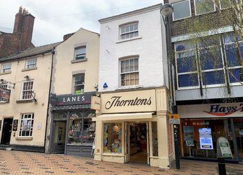 Retail premises to let in Westgate, Wakefield WF1