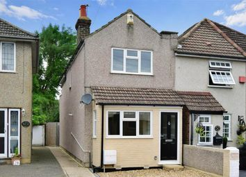 Thumbnail 3 bed end terrace house for sale in Invicta Road, Dartford, Kent