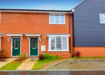 Thumbnail 2 bed terraced house for sale in Nuthatch Drive, Finberry, Ashford