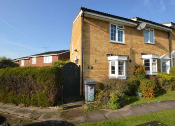 Thumbnail 2 bed end terrace house for sale in Firs Avenue, London