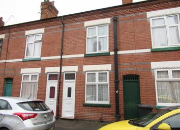 Thumbnail 2 bed terraced house to rent in Rydal Street, Leicester
