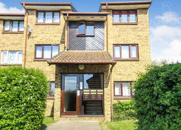 Thumbnail 1 bed flat for sale in Pedley Road, Chadwell Heath, Romford