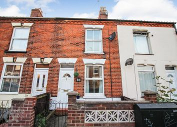 Thumbnail 2 bed terraced house for sale in Silver Haven, Silver Road, Norwich