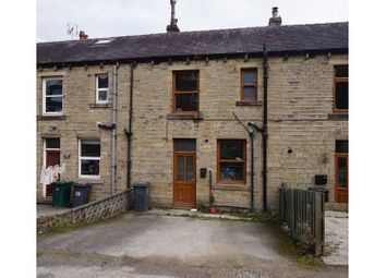Thumbnail 3 bed terraced house for sale in Cooperative Terrace, Wooldale, Holmfirth