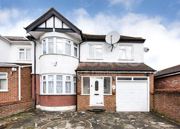 Thumbnail 4 bed detached house for sale in Grange Avenue, Stanmore, Middlesex