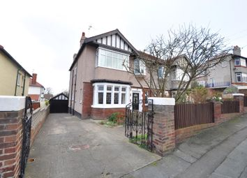 Thumbnail 4 bed semi-detached house for sale in Wirral Mount, Wallasey