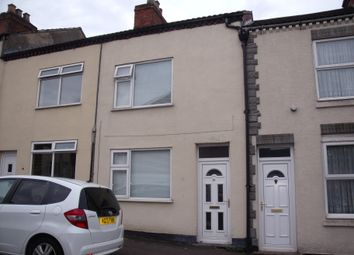 Thumbnail 2 bed terraced house for sale in West Street, Kettlebrook, Tamworth, Staffordshire