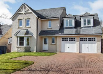 Thumbnail 4 bed detached house for sale in Balmossie Gardens, Broughty Ferry, Dundee