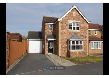 Thumbnail 3 bed detached house to rent in St. Bedes Road, Bishop Auckland