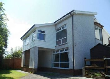 Thumbnail 4 bed detached house to rent in Lilian Road, Blackwood