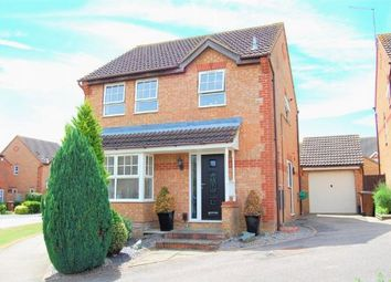 Thumbnail 3 bedroom detached house for sale in Wisteria Way, Abington Vale, Northampton