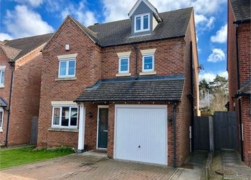 Thumbnail 4 bed detached house for sale in College Gardens, Shrewsbury, Shropshire