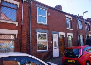 Thumbnail 2 bed terraced house for sale in Turner Street, Stoke-On-Trent